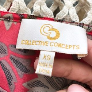 Collective Concepts Tops - New Collective concepts blouse